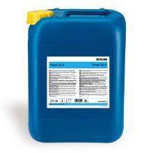 Skumrengøring TOPAZ CL 3 Alkalisk m/Klor til Alu i Levnedsmiddelindustri 23 kg product photo