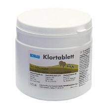 Desinfektion Klortablet til overflader. Med aktivt klor 175 stk product photo