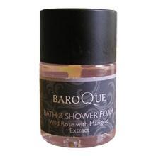 Sæbe Flydende BaroQue Bath and Shower Foam Flaske med Parfume 33 ml Pink product photo