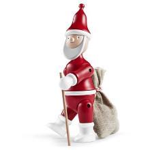 Julemand Kay Bojesen 20 cm Malet bøgetræ product photo