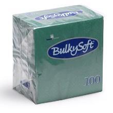 Serviet Bulkysoft 24x24 cm 2-lag Grøn product photo