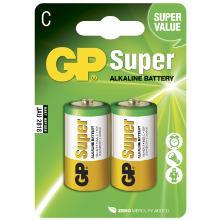 Batteri GP Super C 2-pak product photo