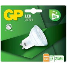 LED Pære GP GU10 5W 2700K 345LM Dæmpbar product photo