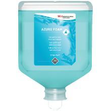 Skumsæbe Refresh Azure Foam Wash Blomstermærket med Farve/Parfume 2 ltr Blå product photo