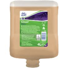 Håndrens Solopol Classic til Mineralolie/Grafit m.m. med Parfume 4 ltr product photo