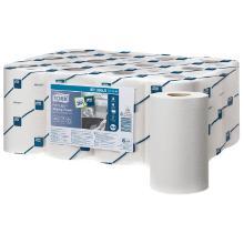 Håndklæderulle Tork Reflex Standard 1-lag 35 cm 120 m Perforeret Hvid product photo