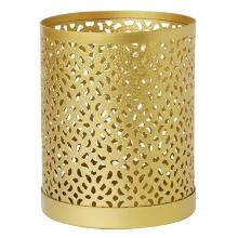 Lysestage Bliss Ø80x100 mm Metal Guld product photo