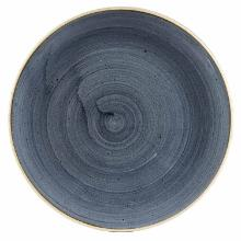 Tallerken Coupe Stonecast Ø26 cm Porcelæn blåbær product photo