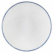 Skål Stonecast 5 ltr Ø38.5x8.8 cm Porcelæn Indigo blå product photo