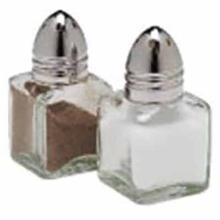 Salt/Peberbøsse 1.5 cl Glas/Krom product photo