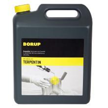 Terpentin mineralsk opløsningsmiddel affedtning og malingfortynder 5 ltr product photo