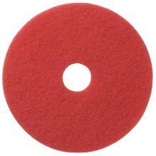 Rondel TASKI Americo Pad EURO 16 tommer 22x406 mm Rød til Rengøring product photo