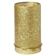 Lysestage Bliss Ø120x200 mm Metal Guld product photo