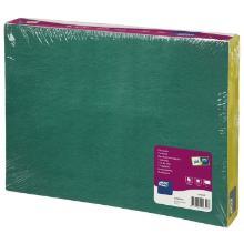 Dækkeserviet 31x42 cm Papir Grøn product photo