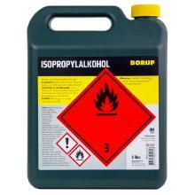 Isopropylalkohol 99% til Affedtning og andet 5 ltr product photo