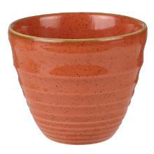 Krus Stonecast 28 cl Ø9.5x8.3 cm Porcelæn Orange product photo