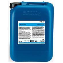 Skumrengøring Alkalisk Topaz CL4 m/Klor til Daglig brug i Fødevareproduk 12 kg product photo