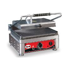 Klemgrill med Timer GMG 41x50x30 cm Grillareal 36x27 cm Rillet top/bund 300C product photo