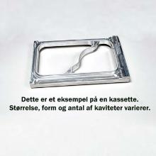 Kassette passer til DF10/TP11 bakke 1/8GN 118109/117744-1 product photo