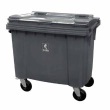 Affaldscontainer 1000 ltr 4-hjulet Grå product photo