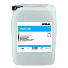 Tøjvask flydende Hygenil Alca vaskeforstærker/kalkbinder u farve/parfume 24 kg product photo