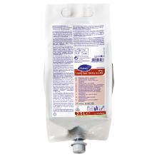 Sanitetsrengøring Sani 100 Pur-Eco QS Blomstermærket m Farve/Parfume 2.5 ltr rød product photo