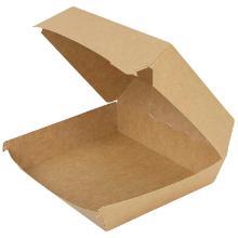 Takeaway boks 150x195x80 mm Kraft Brun/Brun product photo