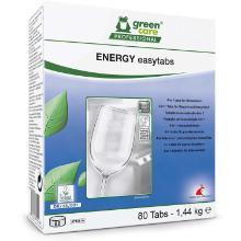 Maskinopvask tabs Energy Easytabs 4 in 1 80 stk product photo