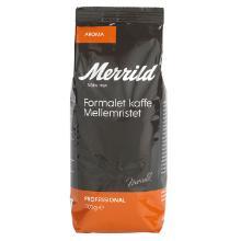 Kaffe Merrild Aroma filterkaffe 500 gr product photo