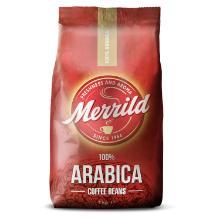 Kaffe Merrild 100% arabica helbønne 1 kg product photo