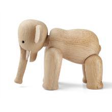 Elefant Kay Bojesen 9.5 cm Egetræ product photo