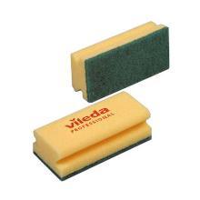 Rengøringssvamp Super med Greb Grøn product photo