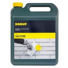 Saltsyre Borup 30% 5 ltr product photo