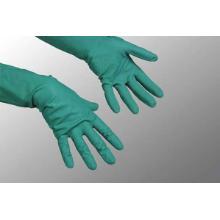 Handske Universal str L med For Nitril Grøn product photo