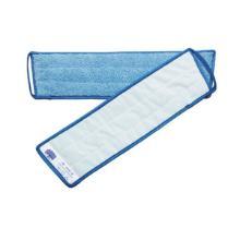 Moppe 40 cm med Velcro Microfiber Blå product photo