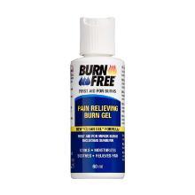 Brandsårsgel Burnfree 60 ml med Gazebind product photo