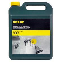 Husholdningssprit 93% Borup denatureret ethanol baseret på bioethanol 5 ltr product photo