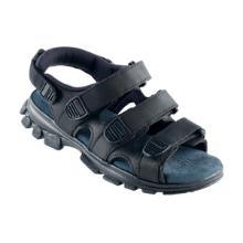 Sandal Sundheds Walki str 47 med Velcro/Chock absorberende Sort product photo