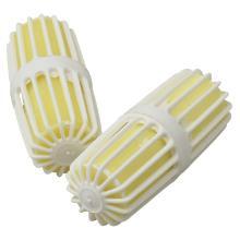 Urinalblok Lotus Citron med Farve/Parfume med Gitter uden Ophæng Gul product photo