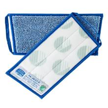Moppe 30 cm med Velcro Microfiber Blå til 13543 product photo