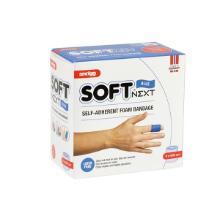 Plaster Soft Next Snøgg latexfri 6 cm x 4.5 meter til 14776 blå product photo