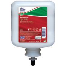 Hudcreme Stokolan Light PURE u/Farve/Parfume/Parabener 6%fedt ECARF t disp 1 ltr product photo