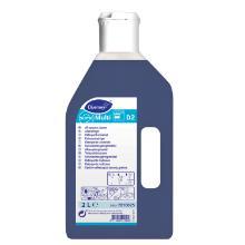 Universalrengøring Suma MultiD2 med Farve/Parfume 2 ltr Blå product photo