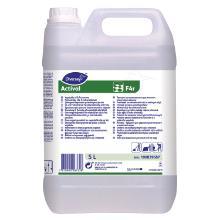 Grundrengøring Actival F4r højalkalisk lavtskummende uden farve/parfume 5 ltr product photo