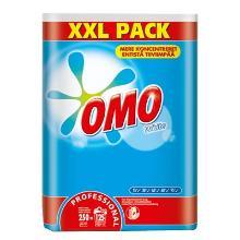 Vaskepulver OMO Professional White med parfume til alle tekstiler 8.75 kg product photo