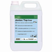 Vaskepleje Jontec Top free F3a Svanemærket med Voks uden Farve/Parfume 5 ltr product photo