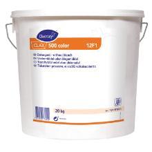 Vaskepulver Clax 500 Free 3GP3 u/Parfume/Blegemiddel t/Meget beskidt tøj 25 kg product photo