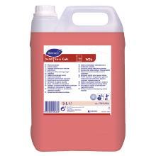 Kalkfjerner Sani Calc W3b Sur med Farve/Parfume 5 ltr Rød product photo