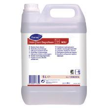 Skumrengøring Sani Degrafoam W8d Alkalisk uden Farve/Parfume 5 ltr product photo