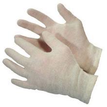 Handske Herrestørrelse Løst strikket 180 gr Bomuld product photo